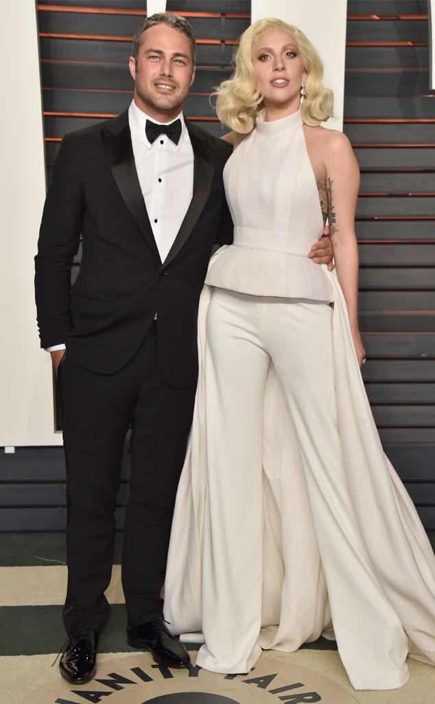 Тейлор Кинни и Леди Гага